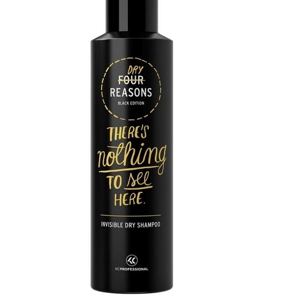 Black Edition Invisible Dry Shampoo Сух шампоан 250 мл