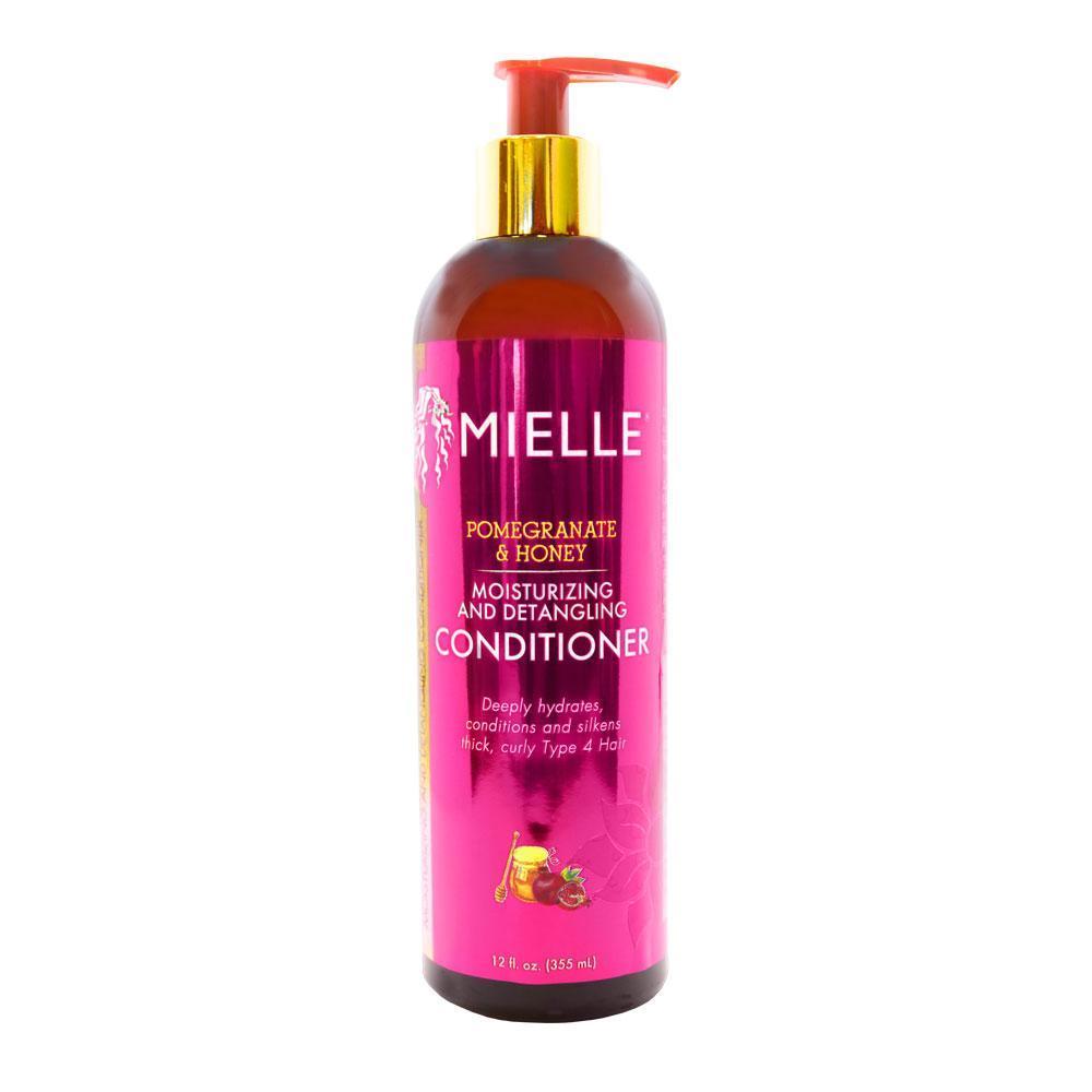 MIELLE Organics Pomegranate & Honey Moisturizing Хидратиращ балсам за къдрави коси