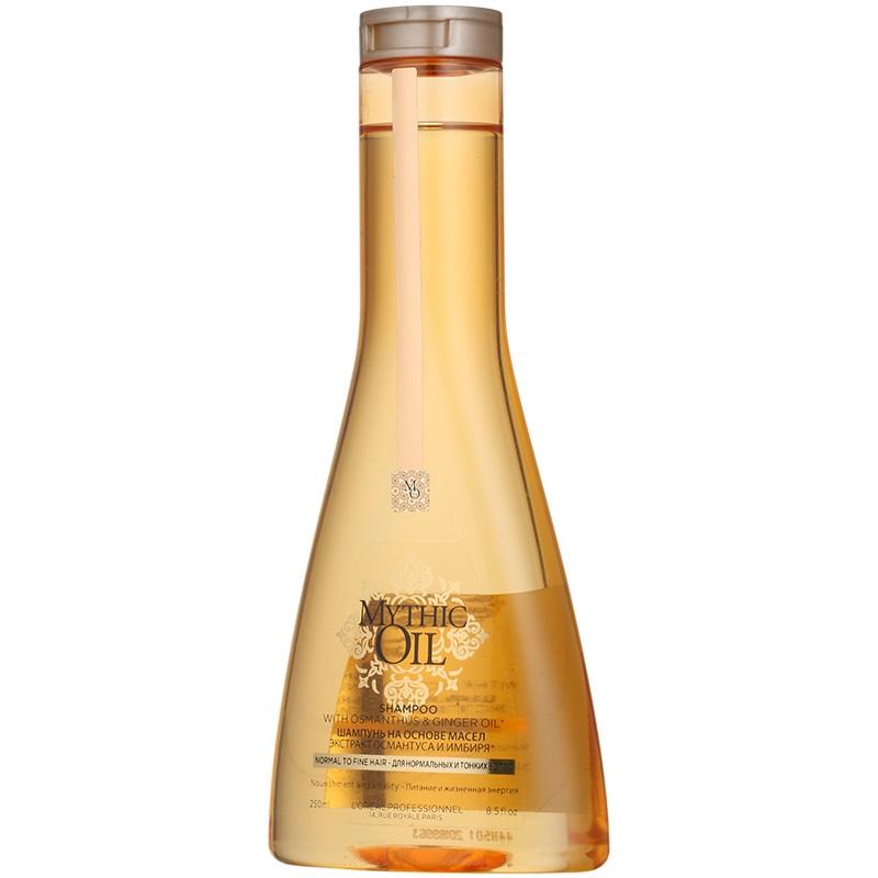L'orеal Professionnel Mythic Oil - Подхранващ шампоан за нормална и фина коса 250 мл