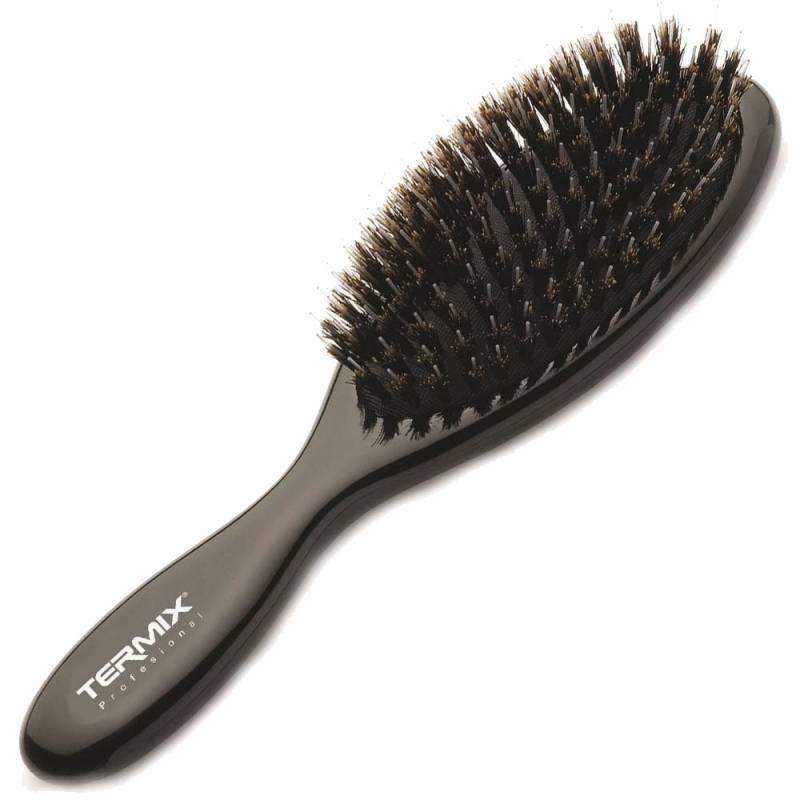 ПРОФЕСИОНАЛНА ЧЕТКА ЗА ЕКСТЕНШЪНИ TERMIX PNEUMATIC HAIR BRUSH FOR EXTENSIONS Малка