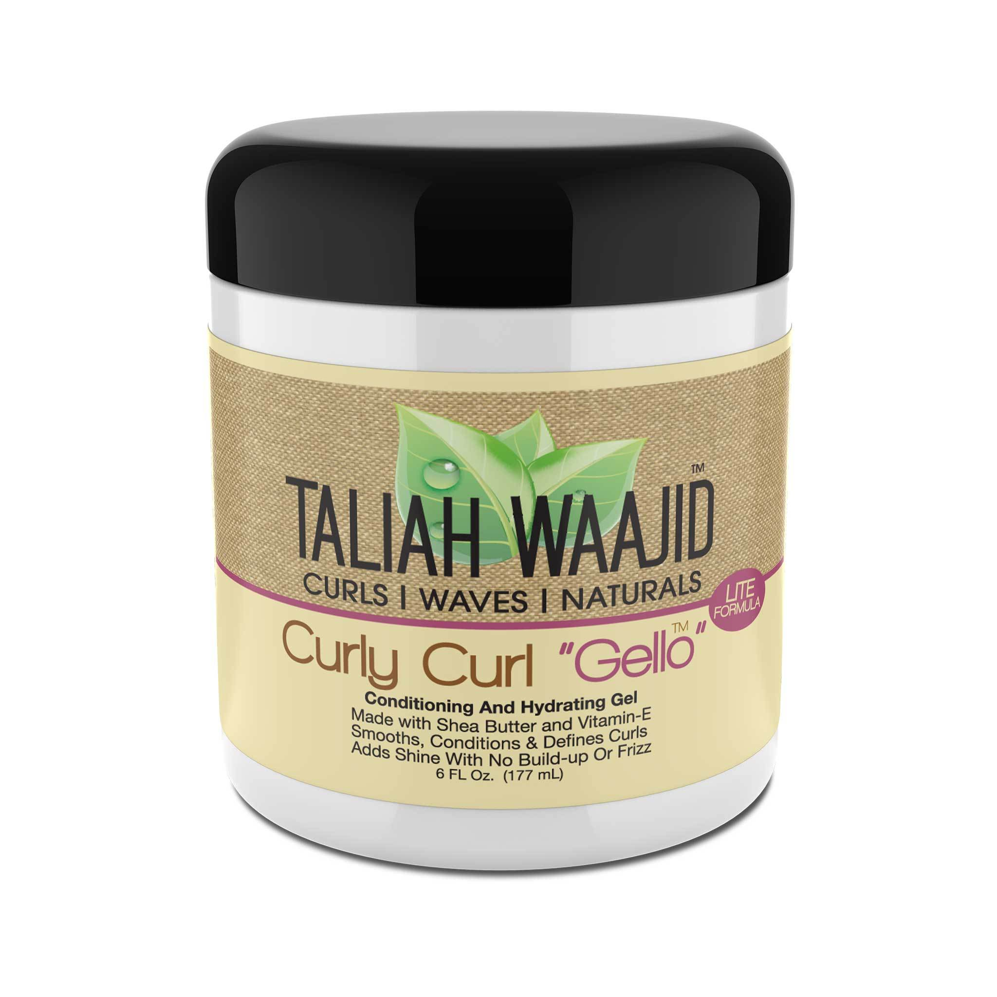 Taliah Waajid Curly Curl Gello Хидратиращ гел за къдрици 177 мл