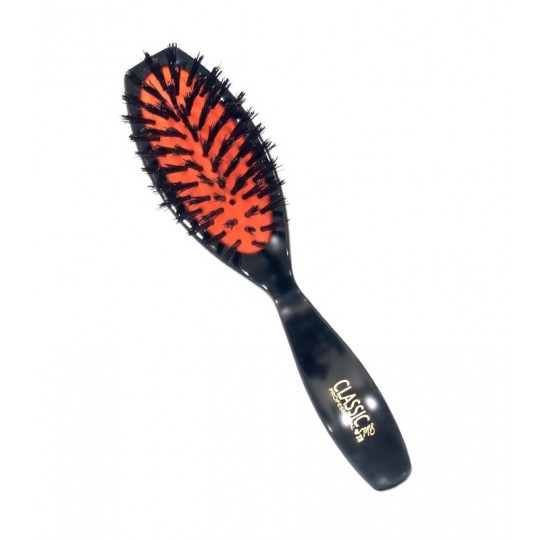 SIBEL Класическа четка за разресване 100 % Естествен глигански косъм