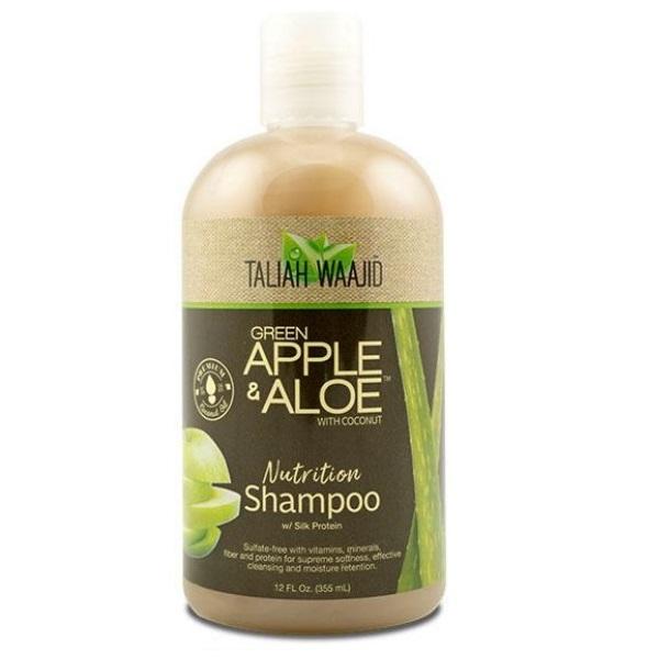 Taliah Waajid Green Apple & Aloe Ежедневен без сулфатен шампоан с Алое и Зелена ябълка  355 мл